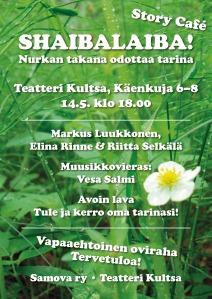 Poster by Antti Kukkonen